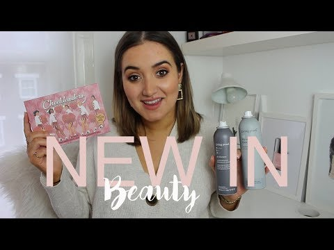 NEW IN BEAUTY MARCH  A Little Obsessed