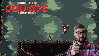 Shrine of the God Ape Review (Video Game Video Review)