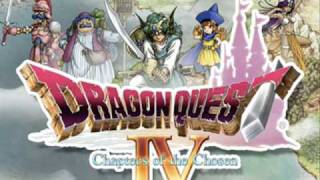 Dragon Quest IV DS Music - Town