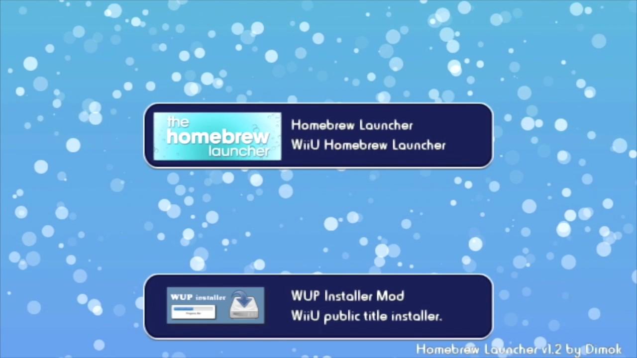 Cargar Backups en WiiU vía USB - Megatutorial by Hardy Heron