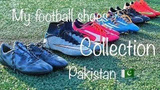 my FOOTBALL SHOES collection in PAKISTAN FOOTBALL SHOES IN PAKISTAN 