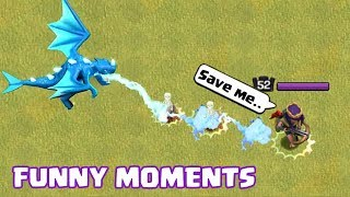 Clash of Clans Funny Moments Montage | COC Glitches, Fails, Wins, and Troll Compilation #21