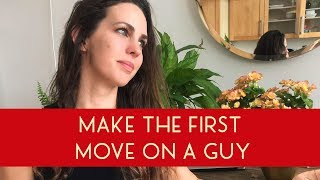 Make The First Move On A Guy - Dating Coach Hayley Quinn Seminar
