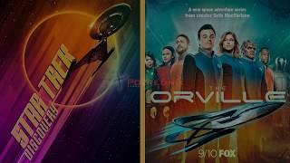 """О сериалах """"Орвилл"""" и """"Звёздный путь: Дискавери"""""""