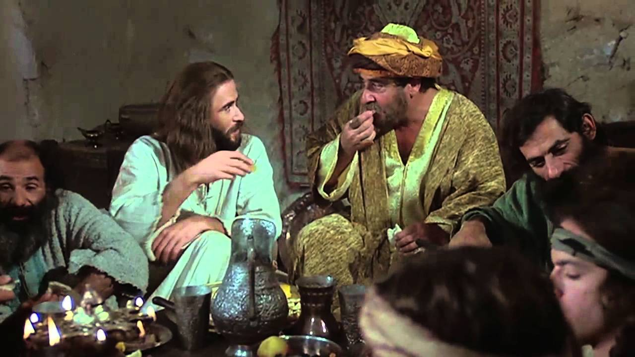 Jesus English Jesus And Zaccheus Youtube