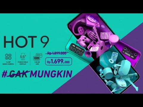 Infinix Hot 9 Official trailer video   48MP Quad Camera   Cheapest Quad Camera Setup   AK Solution  