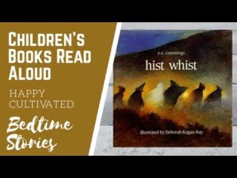Hist Whist Halloween Books Read Aloud   Children\'s Books Read Aloud ...