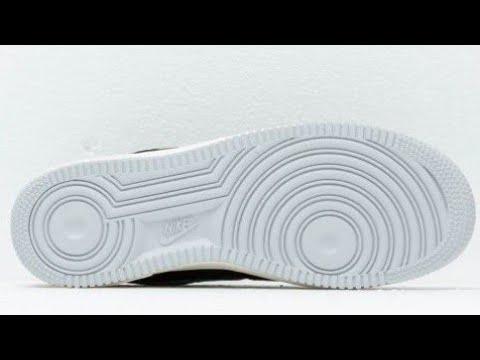 Кроссовки - дыры на пятках. Ремонт обуви на примере Nike Air.