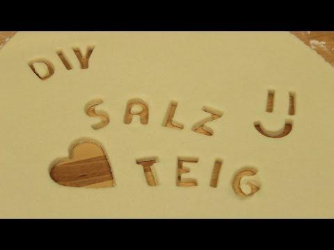Top Salzteig selber machen | Salzteig Rezept | Knete selber machen zum HB25