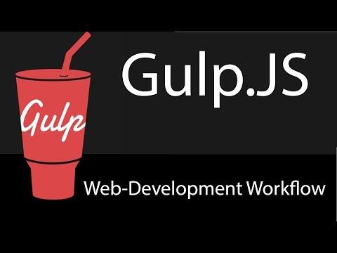 Gulp Tutorial For Beginners Web Development WorkFlow