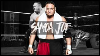 "WWE NXT: ""Destroyer"" ► Samoa Joe Theme Song"