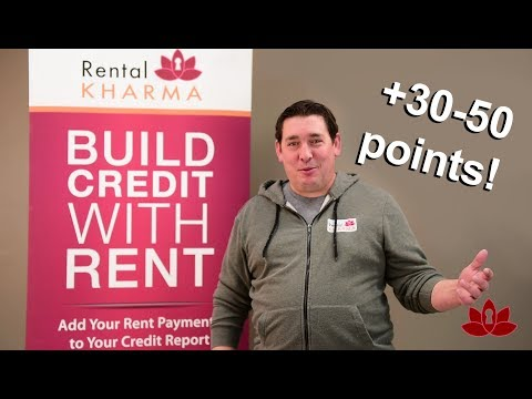 Build Credit With Rent Fast With Rental Kharma