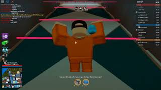 Omg! First time video with almocera645 and my roblox name hacker4755!