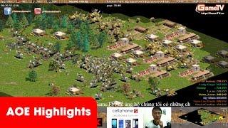 Aoe Highlights - Thương hiệu ốp nhà của Thái Bình thể hiện đậm nét khi quân cửa dưới.