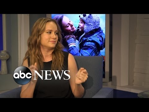 Brie Larson sings the Jackson 5's 'ABC'