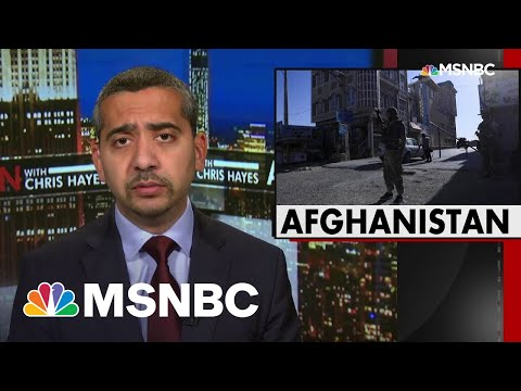 Mehdi: 'War Wasn't The Answer. But Neither Is Abandoning The Afghan People.'