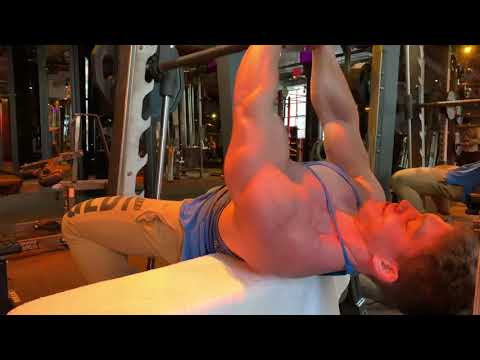 Smith Machine Hex Press