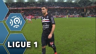 Stade de Reims - OGC Nice (1-1)  - Résumé - (REIMS - OGCN) / 2015-16