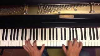 Tutorial piano y voz Yo te nombro Libertad (Nacha Guevara)
