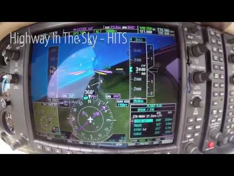 AirMart - Flying an LPV Approach with the Garmin G1000/GFC700