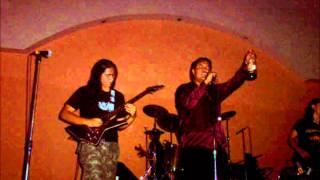 Warcry Trono de metal Obregon Sonora