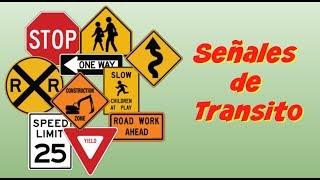 REPASO DE LAS SEÑALES DE TRANSITO / EXAMEN DE MANEJO licencia de conducir