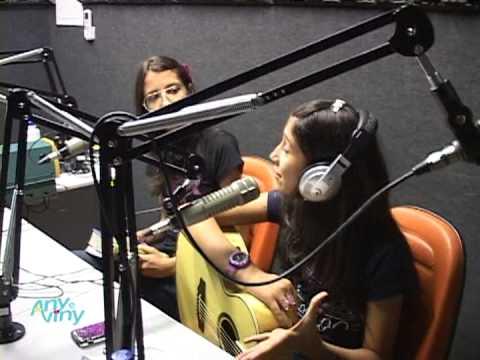 Any e Viny na Nossa Radio 103,3 FM Salvador BA