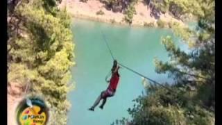 Adrenalin-Pur im Adventure-Park Türkei