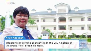 CEBU CPI 英語講師 Arlen Abangan | フィリピン留学セブ語学学校