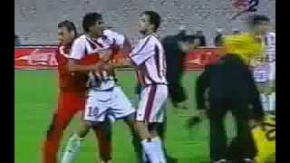 Video GOALS FINAL GREEK CUP 2002 A.E.K. - OLYMPIACOS 2-1 + SENT OFF GIOVANNI download MP3, 3GP, MP4, WEBM, AVI, FLV September 2018