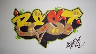 TUTO : Apprendre le graffiti !