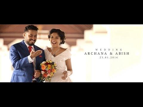 Archana Kavi & Abish Wedding Teaser
