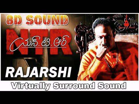 Rajarshi   8D Audio Song   NTR Biopic   Nandamuri Balakrishna   MM Keeravaani   Telugu 8D Songs