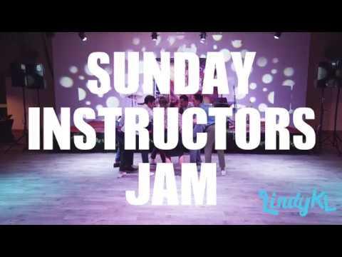 Instructors Special Jam - Singapore Lindy Revolution 2017 Sunday Night