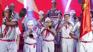 Lễ Chào Cờ - Nhà Thiếu Nhi Thành Phố Hồ Chí Minh (Đại Hội Cháu Ngoan Bác Hồ - 18/05/2019)