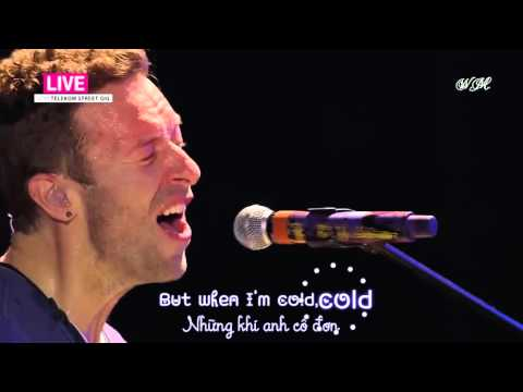 Lyrics+Vietsub Coldplay  Everglow