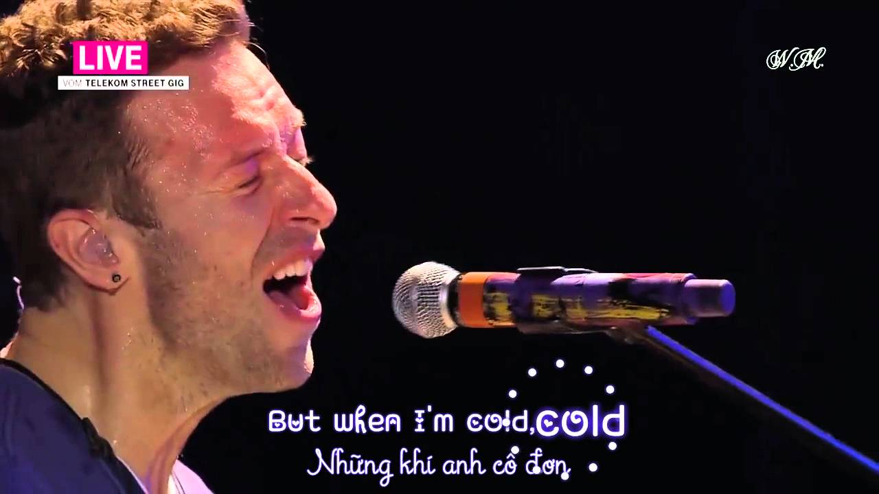 [Lyrics+Vietsub] Coldplay - Everglow