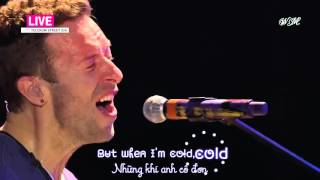 [Lyrics+Vietsub] Coldplay - Everglow