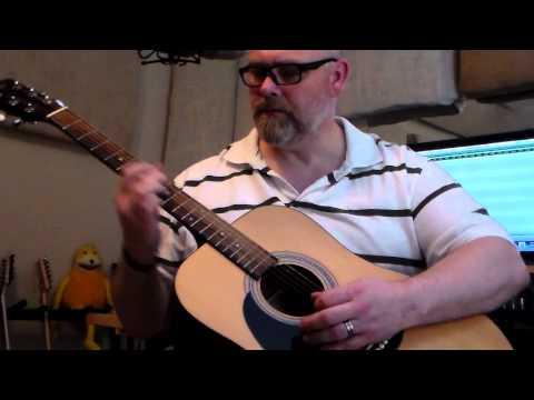 SX Mentor Acoustic Guitar