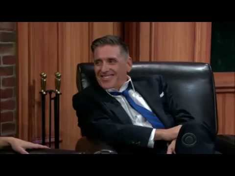 TLL Show Craig Ferguson on Kristen Bell and Steve Carell 2014 Full Show