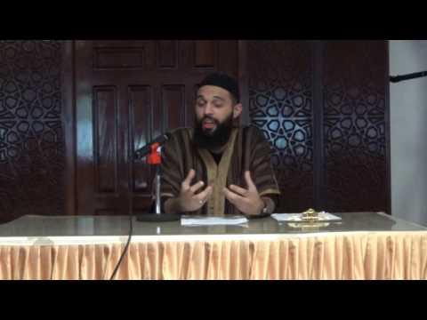 "Lessenreeks: ""De 4 imams""   Imam Ash-shafi"