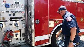 Fire Engine tour (1 of 2)