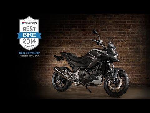 2014 Best Commuter: Honda NC750X - Auto Trader Best Bike Awards