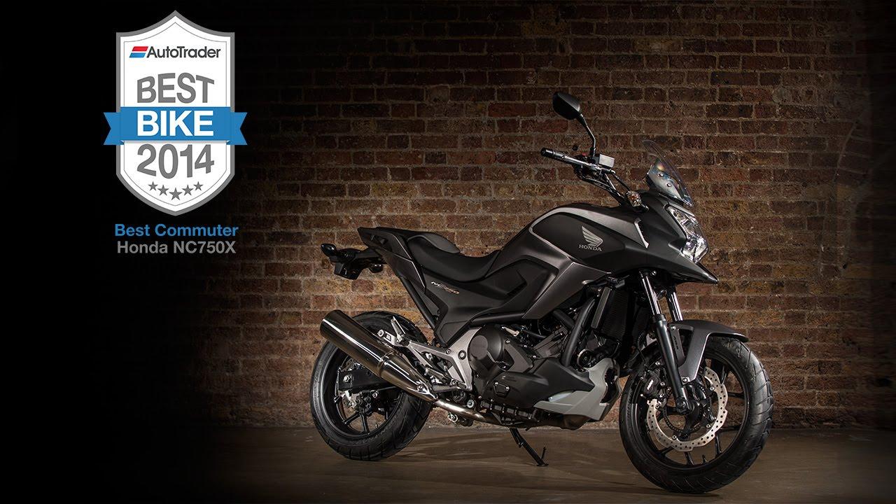 2014 Best Commuter: Honda NC750X - Auto Trader Best Bike Awards ...