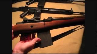 Overview - M1 Garand, M1A, FN FAL & PTR-91: 308 battle rifles