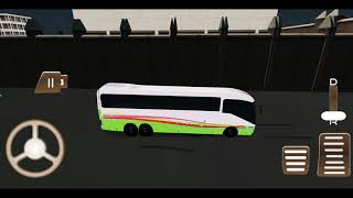 Mountain Hill Public Transport Bus Parking( By Logic Rack) Android Gameplay[HD]