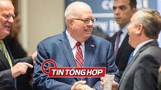 Thêm một thống đốc Cộng Hòa ủng hộ luận tội TT Trump