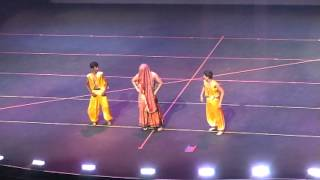 Lil Sach ft Soni Pabla - Boli Pani AND Jee Ni Karda Ni by Shiamak Canada BTP at Summer Funk 2012