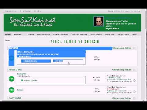 erkilicpanel com smf forum resim ekleme ders