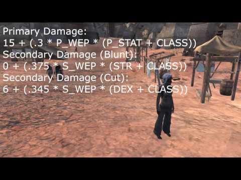 Hacking Kenshi - Weapon Damage